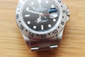 Rolex mit Tritium