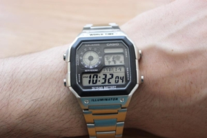 Casio Collection AE 1200WHD