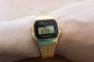 Casio Collection A159WGEA Test