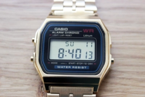 Casio Collection Zifferblatt