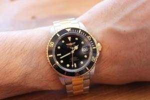 Invicta Pro Diver: Testergebnis