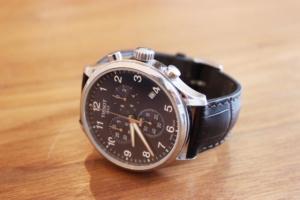 Tissot Quarz Chronograph: Testergebnis