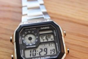 Uhrenmarke Casio