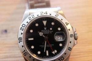 Uhrenmarke Rolex