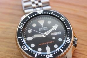 Uhrenmarke Seiko