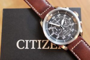 Citizen Eco-Drive CA4210-16E Test