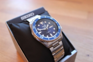 Seiko 5 Sports SRPD51K1 im Test