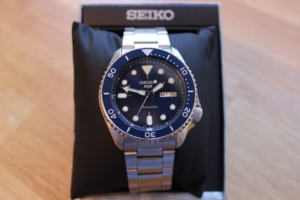 Seiko SRPD51K1 Test