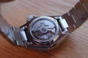 Seiko SRPD51K1: Das Uhrwerk