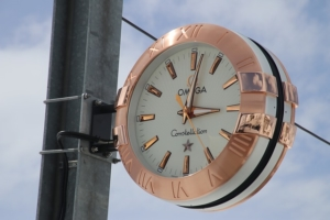 Verschiedene Materialien für Uhren